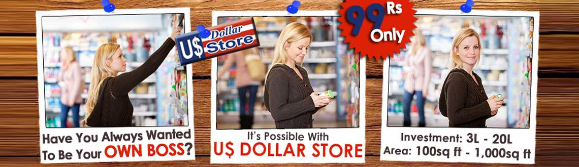 US Dollar Store Franchise