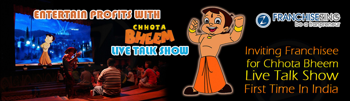 Choota Bheem Franchise