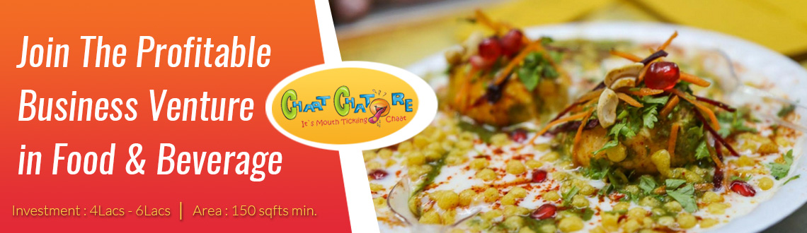 Chaat Chatore Franchise