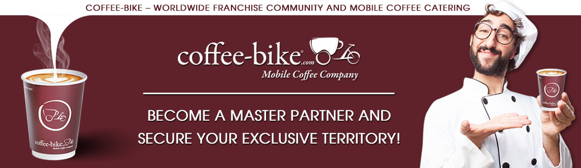 Coffee Bike Franchise opportunity