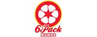 6 PACK MOMOS