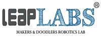 LEAP LABS - MAKERS AND DOODLERS ROBOTICS LAB